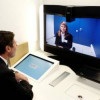 Cisco / Spot Mairie : une cabine de mairie virtuelle pour effectuer des démarches administratives depuis un centre commercial.