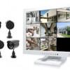 Vidéosurveillance : 827 749 caméras en France