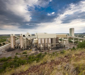 De Beers - Orapa Diamond Mine